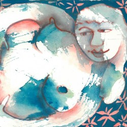 """""""Earth and Water"""" from Pregnancy Series"""